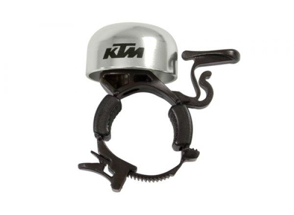 Zvonek KTM Bell Toolless 2021 Silver
