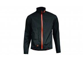Pláštěnka KTM Factory Character Wind & Rain 2021 Black/orange