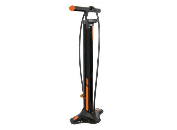 Velká pumpa KTM High Volume 8 bar Black/orange