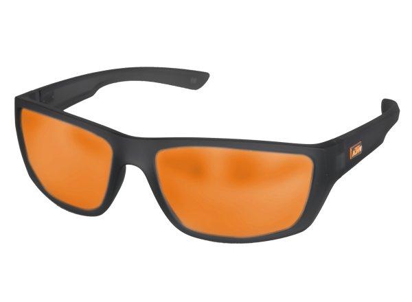 Sluneční brýle KTM Factory C2 2021 Black/oranžová