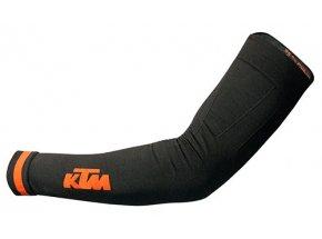 Návleky na ruce KTM Factory Prime Black/orange