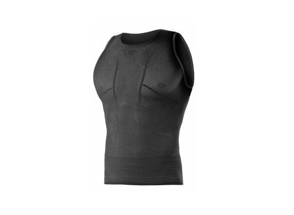Funkční triko bez rukávů KTM Factory Team 1ST Liner 2021 Black