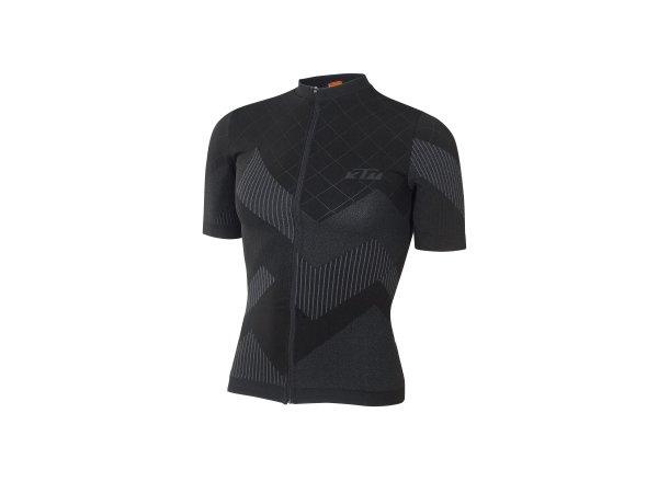 Cyklistický dres KTM FACTORY PRIME Jersey Black/grey