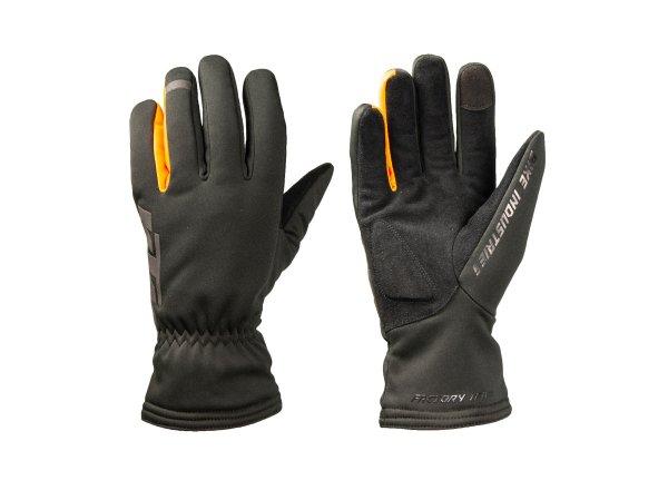 Cyklistické rukavice KTM Team Winter 2021 Black