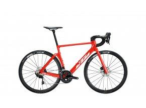 Silniční kolo KTM REVELATOR LISSE ELITE 22 2020 brite red (white)