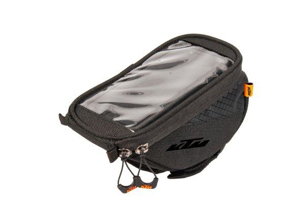 Pouzdro na představec KTM Phone Bag Stem II Velcro 2021 Black